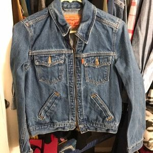 Levis denim jacket